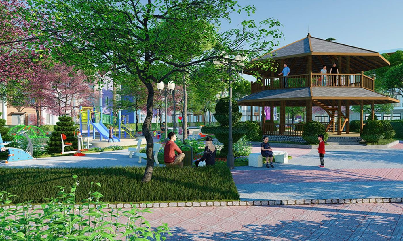 Khu vui chơi giải tríBảo Lộc Golden City