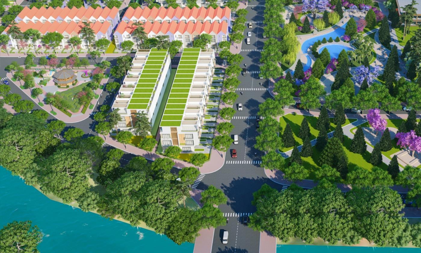Mặt bằngBảo Lộc Golden City