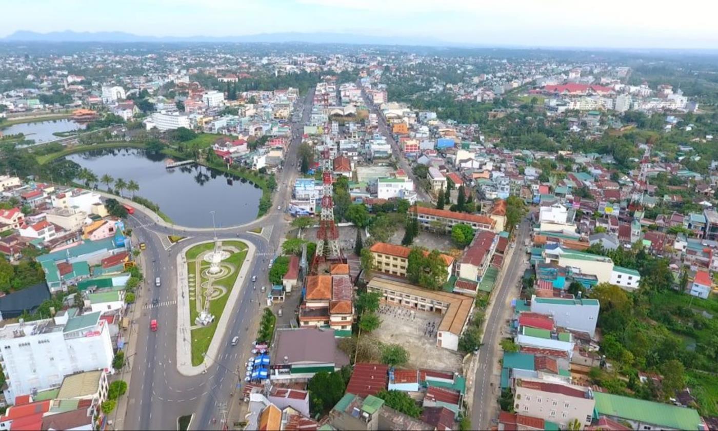 Định hướng của thành phố Bảo Lộc